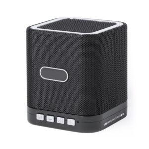Alta Voz Bluetooth com Ranhura para Cartões Micro SD Antonio Miró 3W 147343 Preto