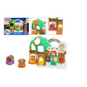 Brinquedo Interativo WinFun Sorter Treehouse