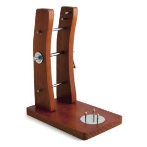 Suporte para Presunto de Madeira Quid Aroche (33 x 21 x 42 cm)