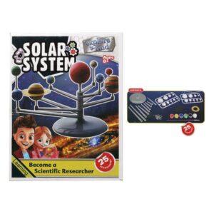 Puzzle Sistema Solar Explore Anf Find