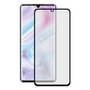 Protetor de Ecrã Vidro Temperado Xiaomi Mi Note 10/Note 10 Pro KSIX Full Glue 3D