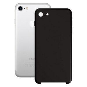 Capa para Telemóvel iPhone 7/8/SE 2020 Contact Silk Preto