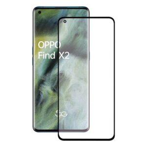 Protetor de Ecrã Vidro Temperado Oppo Find X2 KSIX Full Glue 3D