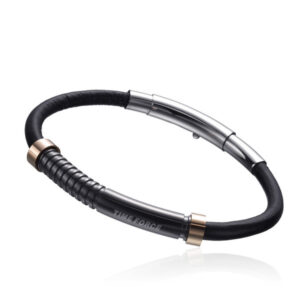 Bracelete masculino Time Force TS5096BR23 (21 cm)