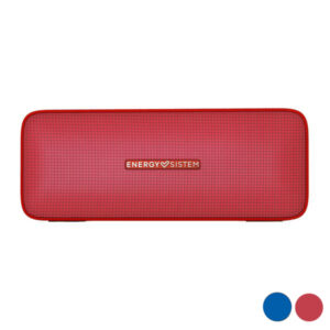 Altifalante Bluetooth Portátil Energy Sistem Music Box 2 800 mAh 6W Vermelho