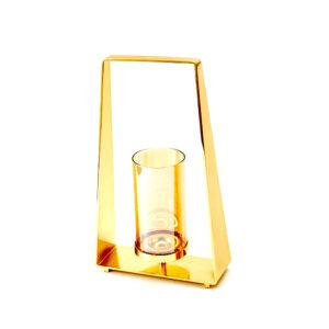 Candelabro Decor Cristal 25 x 11 x 42 cm