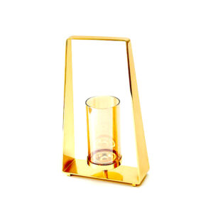 Candelabro Decor Cristal 21 x 10 x 33 cm