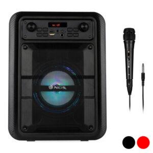 Altifalante Bluetooth Portátil NGS Roller Lingo 9W Preto