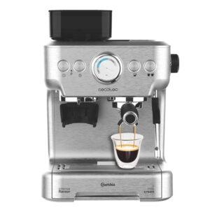 Máquina de Café Expresso Manual Cecotec Cumbia Power Espresso 20 Barista Aromax 2,4 L