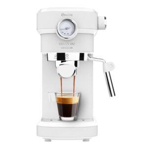 Máquina de Café Expresso Manual Cecotec Cafelizzia 790 White Pro 1,2 L 20 bar 1350W Branco