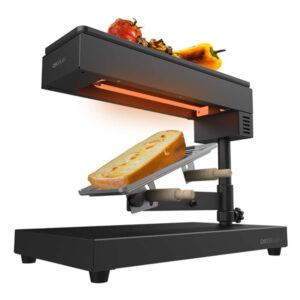 Barbecue Elétrico Cecotec Cheese&Grill 6000 600W Preto