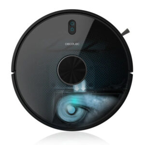Robot Aspirador Cecotec Conga 5490 10000 Pa WiFi 6400 mAh Preto