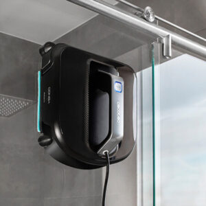 Robô Limpa-Vidros Inteligente Cecotec Conga WinDroid 970 Preto