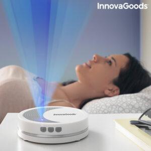 Máquina de Relaxamento com Luz e Som para Dormir - VEJA O VIDEO