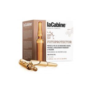 Tratamento Facial Tonificante Fotoprotector laCabine SPF50