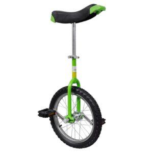 Monociclo ajustável verde 40,7 cm (16