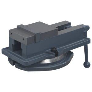 Torno com plataforma giratória ferro fundido 100 mm - PORTES GRÁTIS