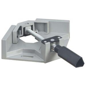 Braçadeira angular 95 mm alumínio - PORTES GRÁTIS