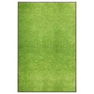 Tapete de porta lavável 120x180 cm verde - PORTES GRÁTIS
