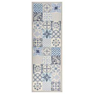 Tapete de cozinha lavável com design mosaicos 60x180 cm - PORTES GRÁTIS