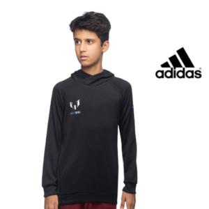 Camisola Young Boys Hoody Messi - Tamanho 13/14 Anos