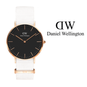 Daniel Wellington® Relógio Classic Black Dover 36 mm - DW00100310
