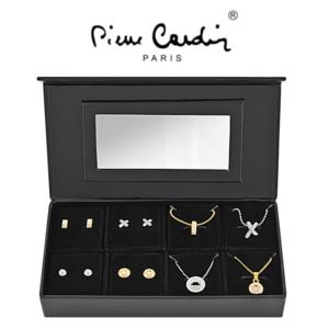 Conjunto Pierre Cardin® 4 Colares e 4 Pares de Brincos | PXX0051T