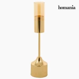 Candelabro Dourado - Queen Deco Coleção