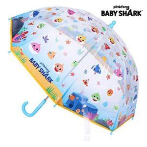 Guarda-Chuva Baby Shark (Ø 78 cm) Transparente