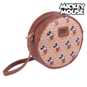 Mala a Tiracolo Mickey Mouse (18 x 18 x 5 cm)