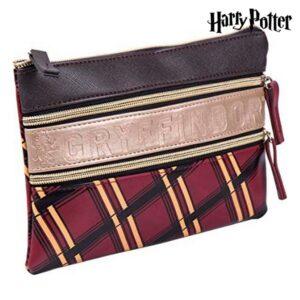 Estojo Harry Potter Vermelho