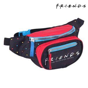 Bolsa de Cintura Friends Preto