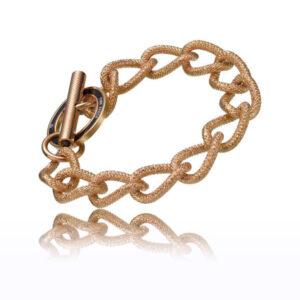 Bracelete feminino Time Force TS5147BR (19 cm)