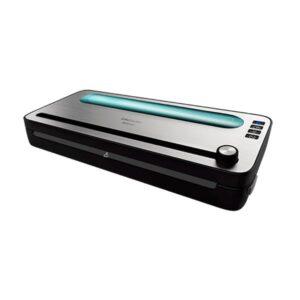 Máquinas de embalamento por vácuo Cecotec SealVac 120 SteelCut 0,75 bar 120W Preto