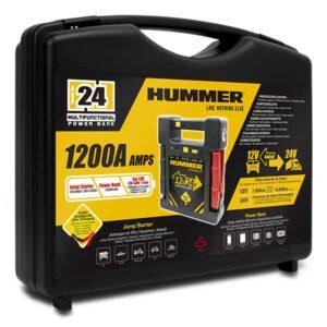 Arrancador Bateria Multiusos Hummer HUMM23000 24V 23000mAh