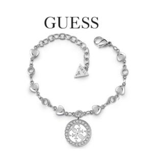 Pulseira Guess® com Cristal Swarovski® UBB78016-S