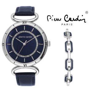 Conjunto Pierre Cardin® Relogio e Pulseira | PCX5760L252