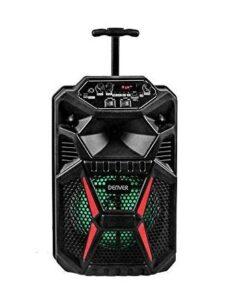 Altifalante Bluetooth Denver Electronics TSP-120 8W Preto