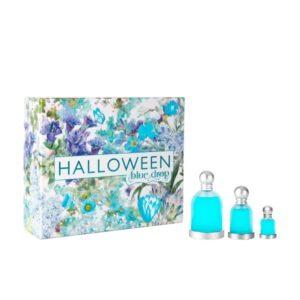 Conjunto de Perfume Mulher Halloween Blue Drop Jesus Del Pozo (3 pcs)