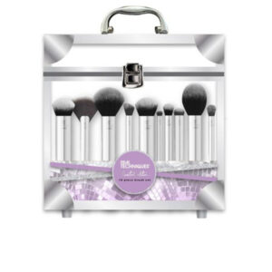 Conjunto de 12 Pincéis de Maquilhagem Rhythm N Glow Box Real Techniques