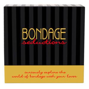 Jogo Erótico Seduções Bondage Kheper Games BG.R44