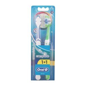 Escova de Dentes Complete 5 Ways Clean Oral-B (2 uds)