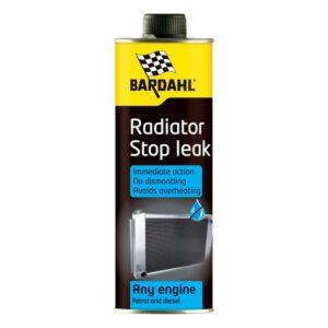 Coberturas do radiador Bardahl (300ml)