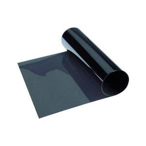 Lâmina Foliatec Topstripe Antiencadeamento (15 x 152 cm) Cinzento Escuro