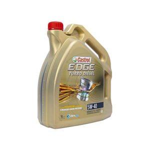 Óleo de Motor Castrol EDGE TITAN TD (5L)