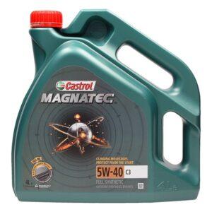 Óleo de Motor Castrol Magnatec (4L)