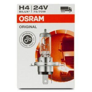 Lâmpada Automotiva Osram 64196 H4 24V 75/70W