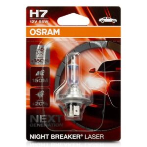 Lâmpada Automotiva Osram 64210NL-01B H7 12V 55W