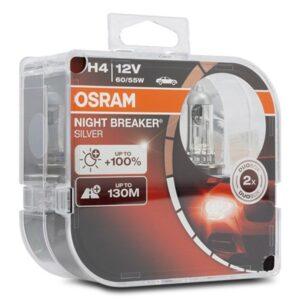 Lâmpada Automotiva Osram 64193NBS H4 12V 60/55W
