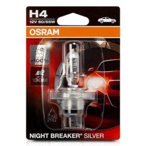 Lâmpada Automotiva Osram 64193NBS-01B H4 12V 60/55W